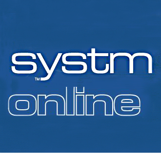 System on line logo woth hyperlink below to secure access to system online portal for ordering prescriptions, booking appointments and more